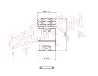 DE402512 - Deltron Italia